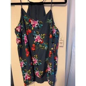 Express reversible blouse size medium